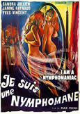 (818) I AM A NYMPHOMANIAC (1971) Max Pecas directs