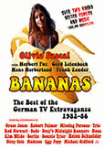 (754) BANANAS (1981-84) Olivia Pascal | Sketch Comedy & Music TV