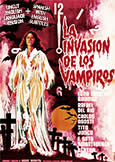 (608) INVASION OF THE VAMPIRES (1963) English & Spanish Versions