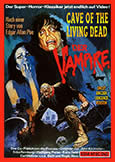 (614) CAVE OF THE LIVING DEAD (1964) Erotic Vampire Chiller