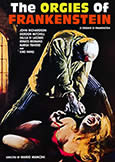 (634) ORGIES OF FRANKENSTEIN (1972) uncut X widescreen print