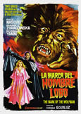 (605) MARK OF THE WOLFMAN (1968) with English subtitles